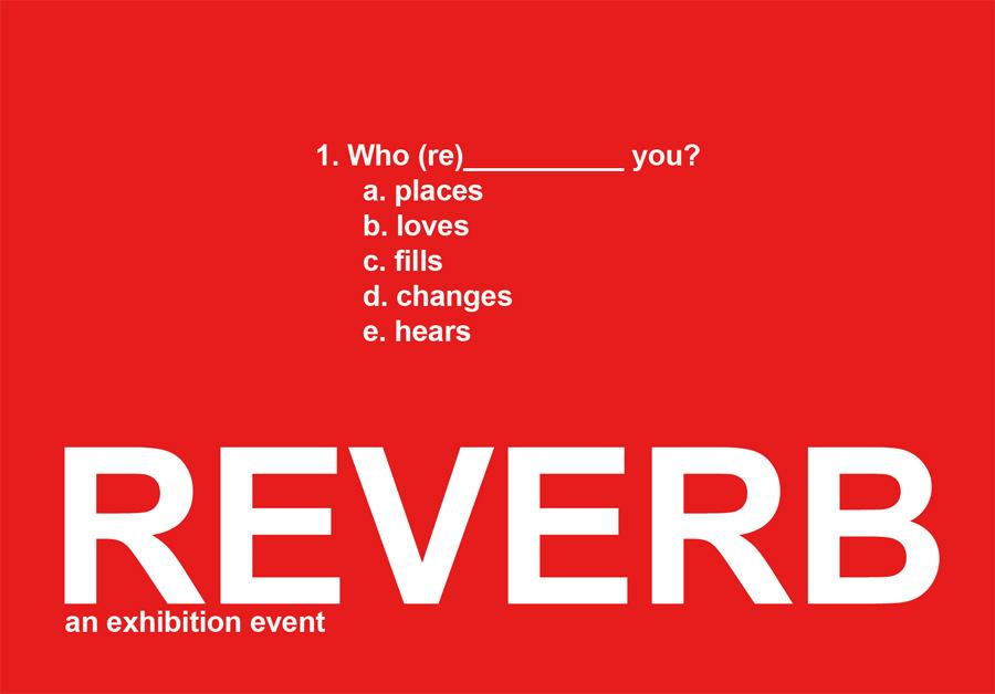 Reverb flyer